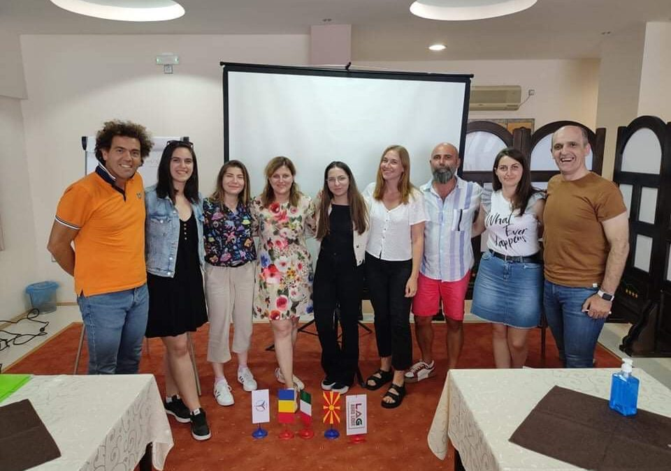 """""""Training of Trainers"""" in N. Macedonia"""